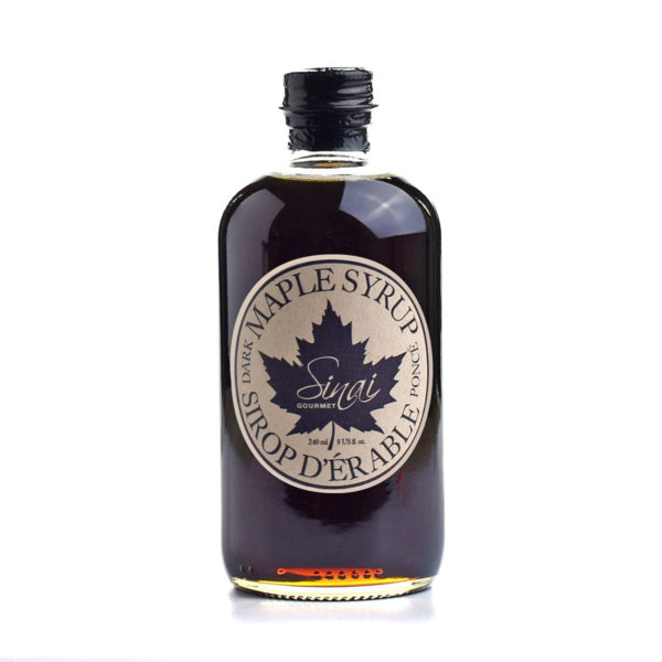 Real Canadian Maple Syrup
